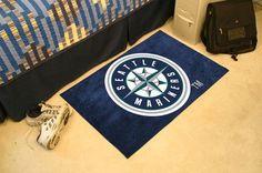 "MLB - Seattle Mariners Starter Rug 19""x30"""