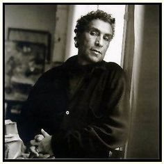 Photo of the artist, Mohamed Kacimi