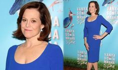 Sigourney Weaver shows us it doesn't have to be age before beauty