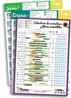calendario de siembra gratis