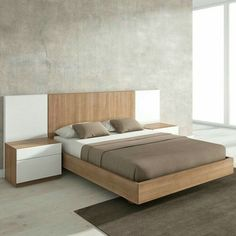 25 Double Bed Design Ideas - The Architects Diary