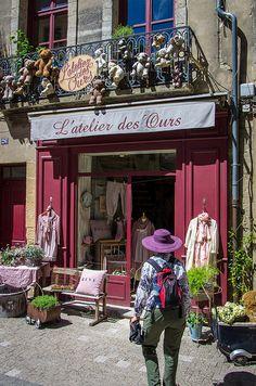 L'atelier des Ours, Provence    ᘡղbᘠ