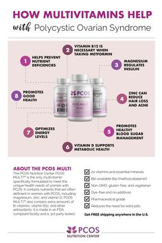 How Multivitamins Help with PCOS - Hormonal Acne Diet Plan Keto, Pcos Vitamins, Pcos Hair Loss, Supplements For Pcos, Hormone Supplements, Pcos Diet Plan, Hormonal Acne, How To Get Rid Of Acne, Health Products