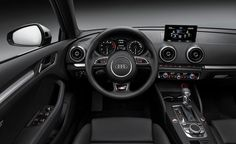 Audi A3 Sportback 2014. Interior