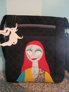 Nightmare Before Christmas Sally Ultimate Park Bag  www.facebook.com/serendipidboutique