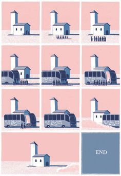 Jon McNaught- Jon makes beautiful comics and also plays basketball in the courts opposite my house