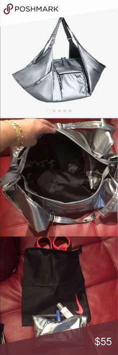 Selling this 💪🏼Nike Victory Bag😎 on Poshmark! My username is: kytiana00. #shopmycloset #poshmark #fashion #shopping #style #forsale #Nike #Handbags