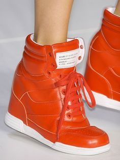 : wedge sneakers marc jacobs