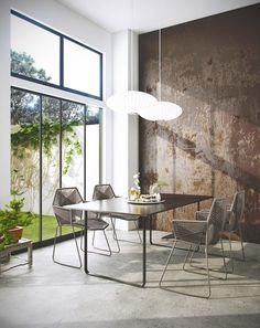 Rustic Concrete Wall WaBi SABi ATELIER DiA DIAISM TJANN TJANTEK ART SPACE