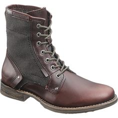 #CatFootwear, Abe (Oxblood), AW13 $145
