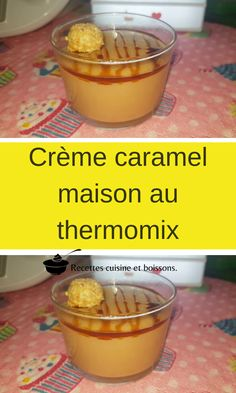 Homemade caramel cream with thermomix, Caramel Pudding, Caramel Tart, Creme Caramel, Caramel Cheesecake, Creme Dessert Thermomix, Thermomix Desserts, No Cook Desserts, Easy Desserts, Caramel Frosting