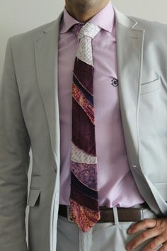 Lovely and sweet tie.