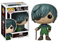 New Pop! Vinyl figures for Dragon Ball Z and Black Butler coming this summer from Funko!