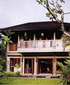53 ideas for house architecture tropical bali style Asian Architecture, Tropical Architecture, Landscape Architecture, Architecture Design, Asian House, Thai House, Garage House Plans, Beach Cottage Style, House Entrance