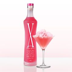 COTTON CANDY COSMO  Ingredients: .5 oz. X-Rated Fusion Liqueur, 1.5 oz. SKYY Vodka, 1 oz. Cranberry Juice, Small Tuft (about .5 oz.) Pink Cotton Candy. Directions: Place cotton candy in a martini glass. Pour other contents in the shaker with ice and shake until well chilled. Pour over the cotton candy.