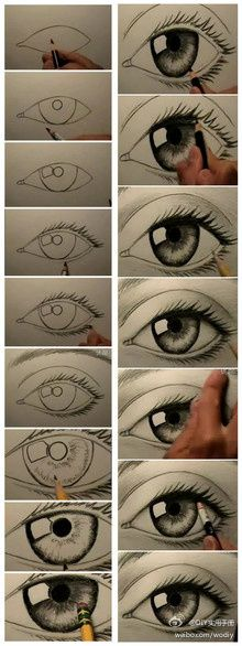 "I love drawing eyes but it never looks good, so this tutorial should help me and other people with the ""drawing of body parts"" issue"