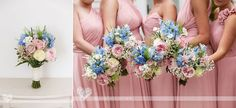 David Austin wedding roses The Flower Mill