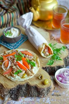 I will keep this post short and sweet (or actually savory!) Shawarma has got to be one of the most popular middle eastern sandwiches, right next to falafel and arayes. Yet so many people seem to b…