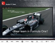 What's your all-time favourite video on the Sauber F1 Team YouTube channel? Why not watch it again on www.youtube.com/sauberf1team right now? And feel free to link to the video in your comment ;-) #SauberF1Team #AnimatedGIF #F1 #Formula1 #FormulaOne #YouTube Formula One, Animated Gif, F1, All About Time, Vines, Channel, Racing, Watch, Youtube