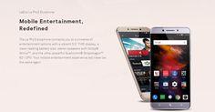LeTV Leeco Le Pro 3 5.5-inch 2.5D 4GB RAM 64GB ROM Snapdragon 821 2.35 GHz Quad-core 4G Smartphone