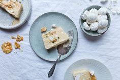 Rezept für Amarula Parfait mit Nüssen