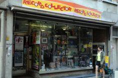 Record Collector Antwerp , closed it's door in 2013