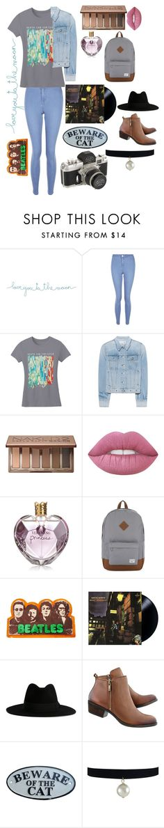 """I belong with you, you belong with me, you're my sweetheart,"" by hestia100 ❤ liked on Polyvore featuring Natural Life, New Look, rag & bone, Urban Decay, Lime Crime, Vera Wang, Herschel Supply Co., Yves Saint Laurent, Hipster and indie"