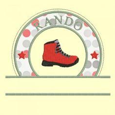 logo Rando - 3 tailles