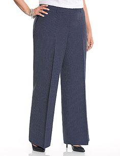 Lane Bryant Dress Pants The Sophie Jay Blue Trouser Slacks Women/'s Plus Sz 26 R