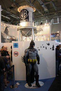 Warner Bros Games Booth