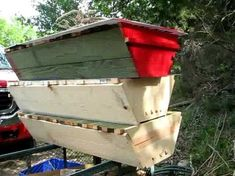 BackYardHive New DVD: Alternative Beekeeping Using the Top Bar Hive and The Bee Guardian Methods - YouTube