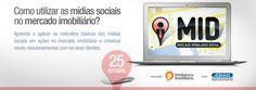 Workshop: Como utilizar as mídias sociais no mercado imobiliário?