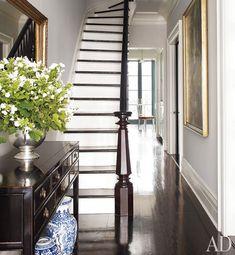 entrance hall, staircase
