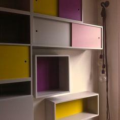 Aménagement d'une chambre d'ado par Karine Herz