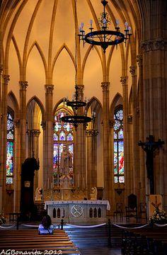 Cathedral of Petropolis #4 - Petropolis, Rio de Janeiro - Brazil