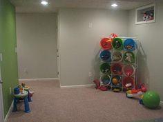 PVC Bucket Toybox