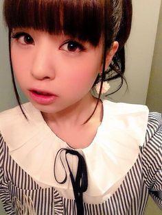 Me encanta Haruna Luna, es una preciosura