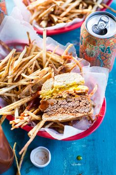 The Cuban Frita Burg