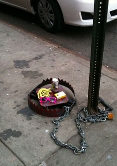 Trappole per hipster a New York!
