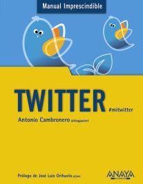 En junio de 2012 se publica mi Manual imprescindible de Twitter (Ed. Anaya Multimedia). Más información en http://www.blogpocket.com/mitwitter y en el tablero de Pinterest #mitwitter