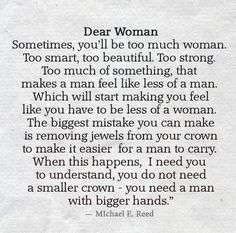 Woman power quote