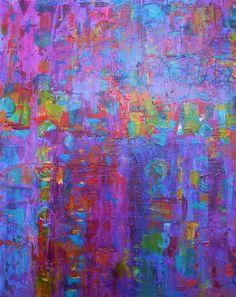 """Original  """"Desire"""", by rebecca rousseau"""