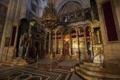Иерусалим :: Храм Гроба Господня : Старый Город, Храм Гроба Господня