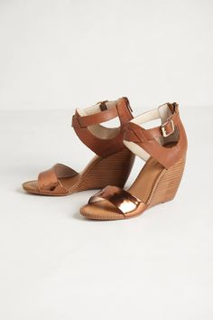 Ether Wedges from anthropologie