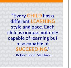 Every child...