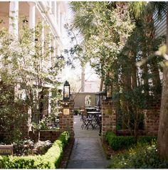 Zero George Street Hotel Charleston, South Carolina