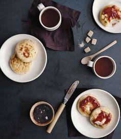 Serve piping-hot crumpets with afternoon tea for a delightful snack.