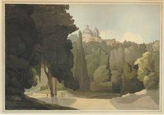 Ariccia, 1781.