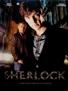 #tbt  When Sherlock looked like a teen vampire film ...  (this is the poster of the unaired Sherlock pilot from 2009)
