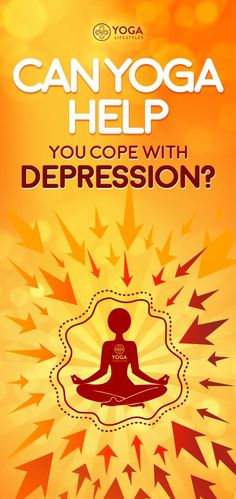 Yoga for Depression: Does it Really Have an Impact? #yoga #depression #healing #help